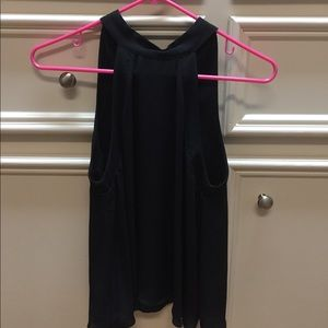 Brand new Zara chiffon top